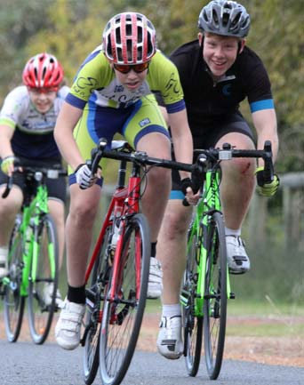 Junior Cycling Clubs WA